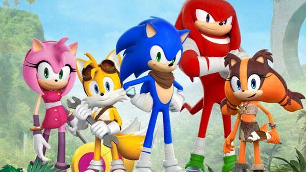 Sonic Boom TV Series Season 1