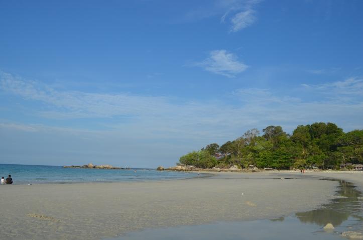 Pasir Putih Pantai Trikora