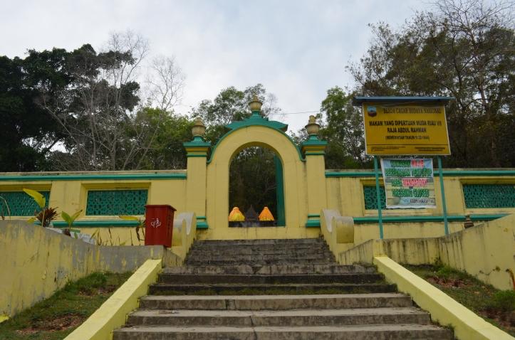 Makam Raja Pulau Penyengat