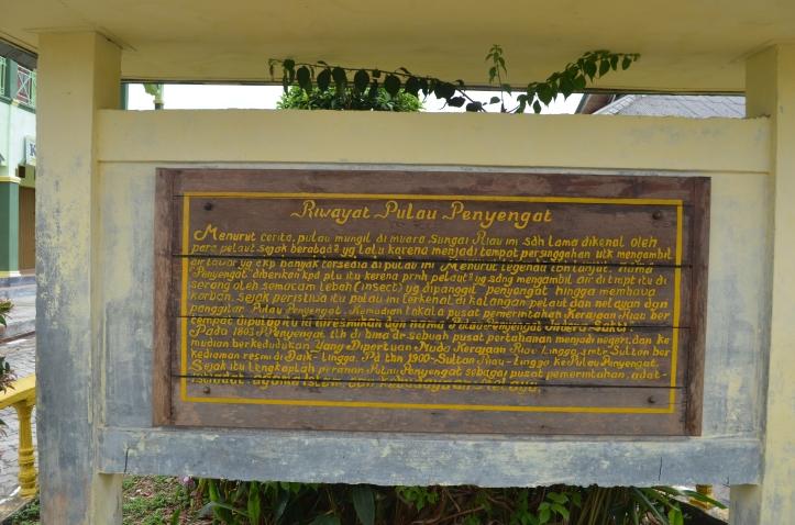 Sejarah Pulau Penyengat